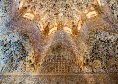 西班牙-阿爾罕布拉宮