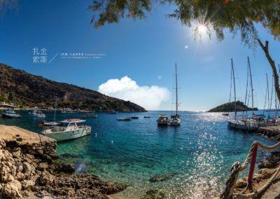 希臘-札金索斯島