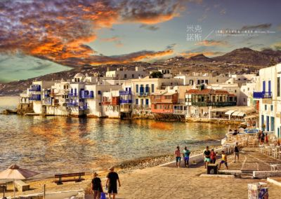 希臘 米克諾斯島 小威尼斯