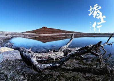 內蒙 垻上野鴨湖